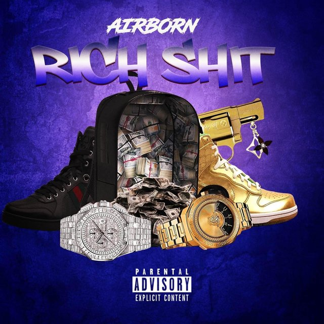 Rich Shit (feat. RaeHookz)
