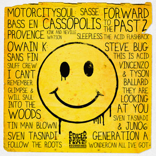 Forward To The Past 2 - The Acid FlashbackVarious Artists