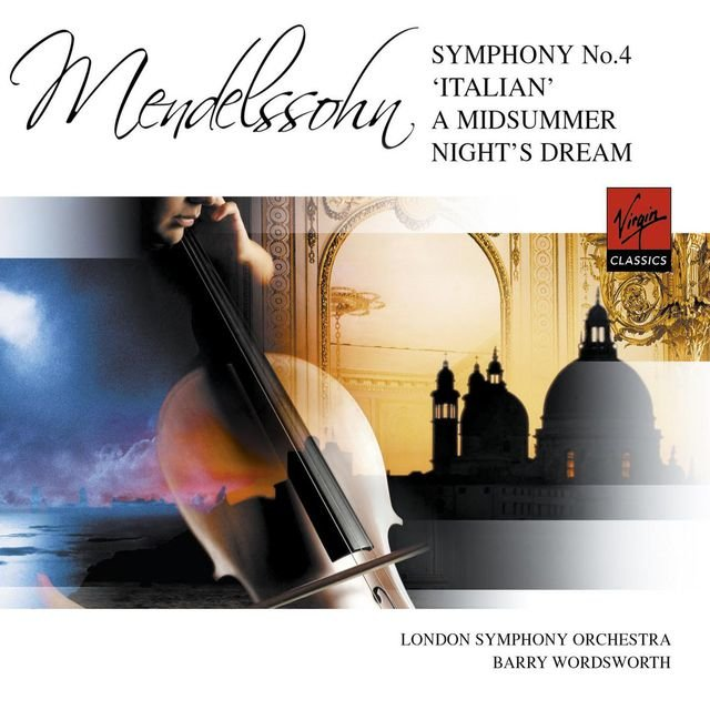 Italian Symphony/A Midsummer Night's Dream Suite