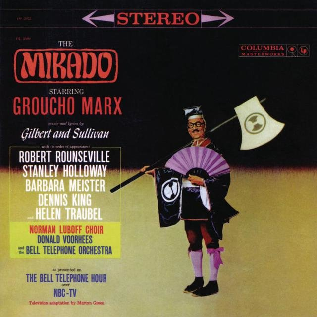 The Mikado (1960 Television Cast Recording)