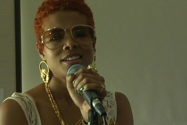 "Kelis Live at the Cherrytree House  Part 1 ""22nd Century"""