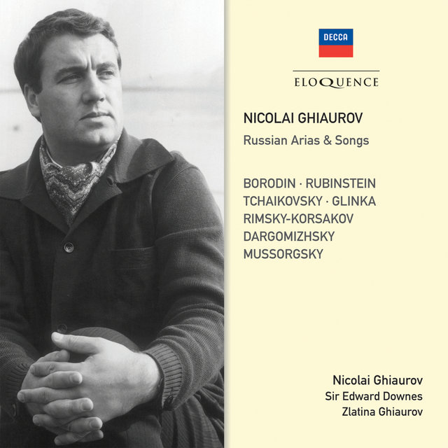 Nicolai Ghiaurov Sings Russian Songs And Arias