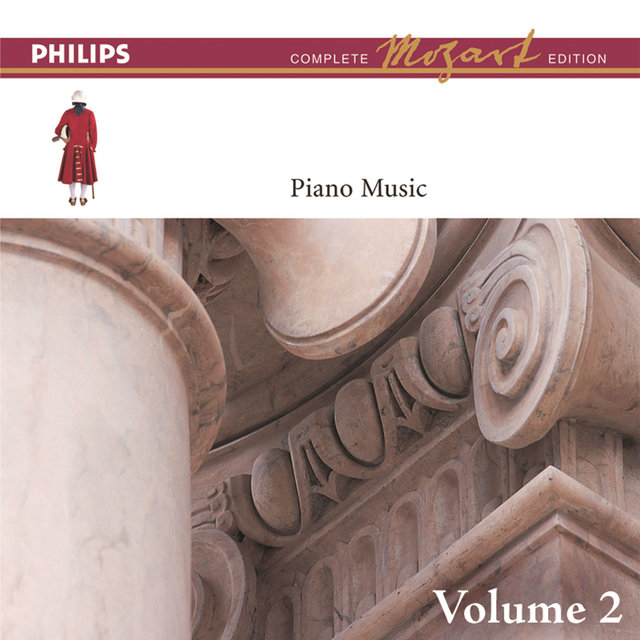 Mozart: The Piano Sonatas, Vol.2 (Complete Mozart Edition)