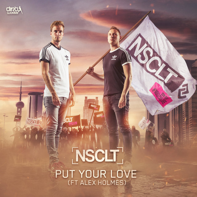 Put Your Love (feat. Alex Holmes) [Radio Edit]
