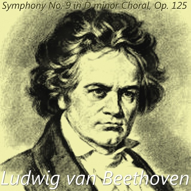 Symphony No. 9 in D minor 'Choral', Op. 125