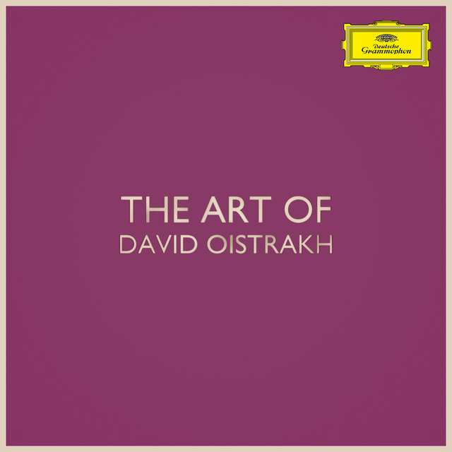 The Art of David Oistrakh