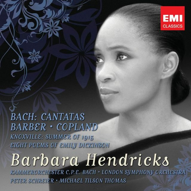 Bach Cantatas and Barber/Copland