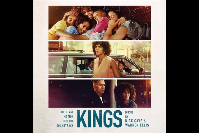 Nick Cave & Warren Ellis - Lamp Post - KINGS Soundtrack