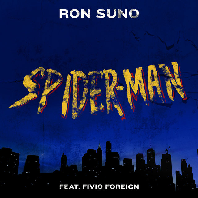 Cover art for album  by Ron Suno, Fivio Foreign