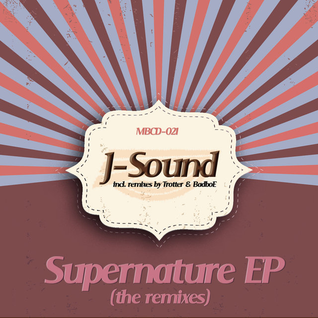 Super Nature  - The Remixes