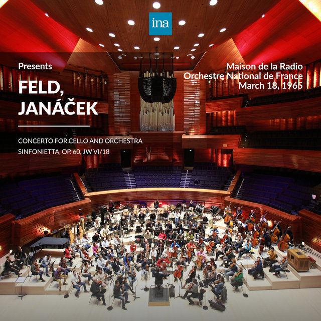 INA Presents: Feld, Janáček by Orchestre National de France at the Maison de la Radio