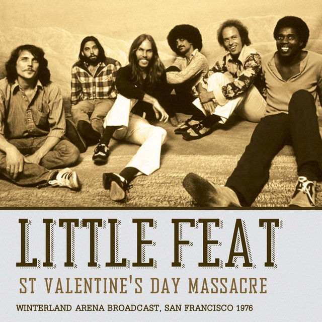 St Valentine's Day Massacre (Live)