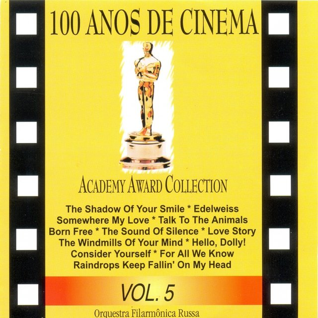 Academy Award Collection, Vol. 5