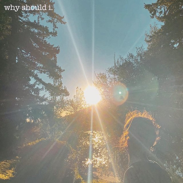 why should i (feat. Oliver Prince)