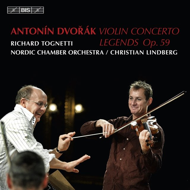 Dvorak: Violin Concerto - Legends, Op. 59