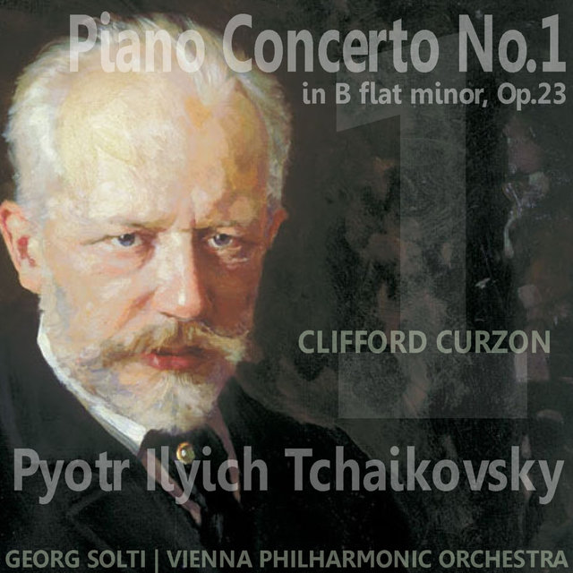 Tchaikovsky: Piano Concerto No. 1 in B-Flat Minor