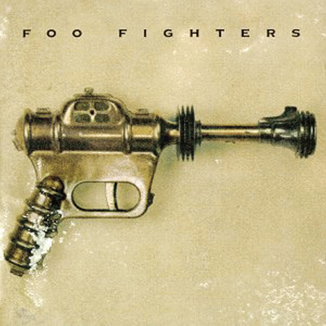 Cover art for album Foo Fighters by Foo Fighters