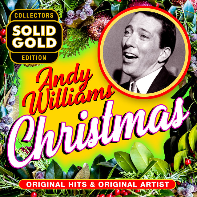 Solid Gold Andy Williams Christmas