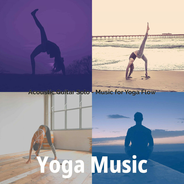 Acoustic Guitar Solo - Music for Yoga Flow