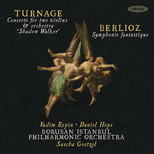 Turnage: Concerto for 2 Violins & Orchestra