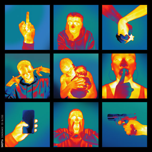 Cover art for album Ignorance is Bliss by Skepta