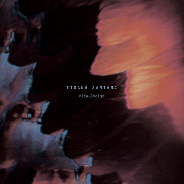 Cover art for album Vida Código by Tiganá Santana