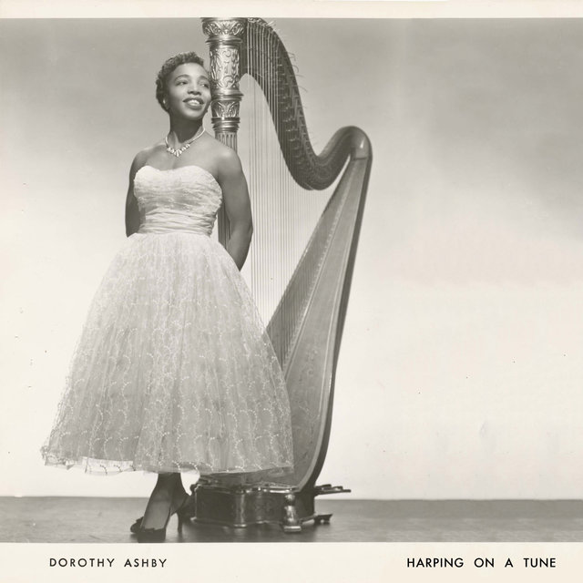 Cover art for album Harping on a Tune by Dorothy Ashby