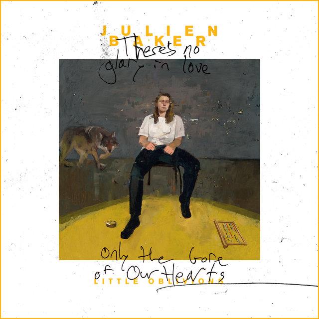 Cover art for album Little Oblivions by Julien Baker