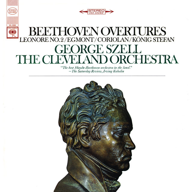 Szell Conducts Beethoven Overtures ((Remastered))