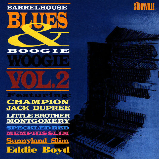 Barrelhouse, Blues & Boogie Woogie Vol. II
