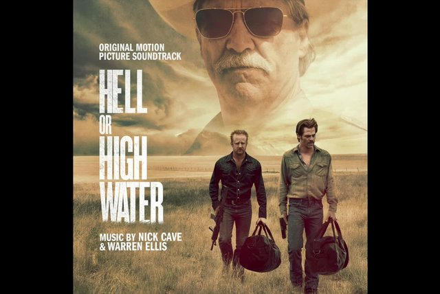 Nick Cave & Warren Ellis - Mountain Lion Mean - Hell or High Water (Original Soundtrack)