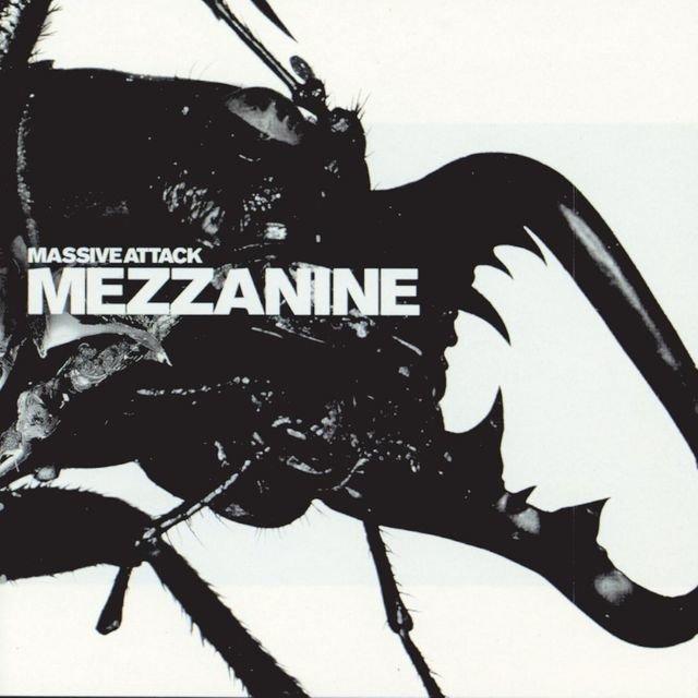 Cover art for album Mezzanine by Massive Attack