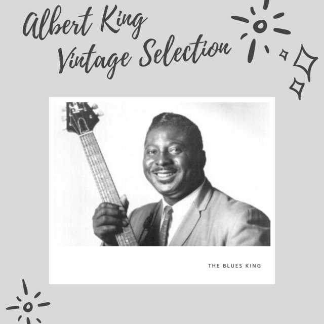 Albert King Vintage Selection