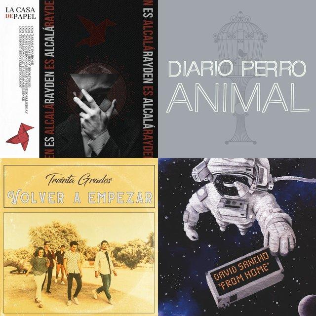 Cover art for album Últimos Lanzamientos by User