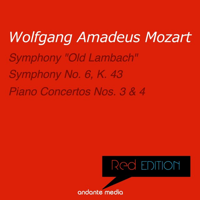 Red Edition - Mozart: Symphony