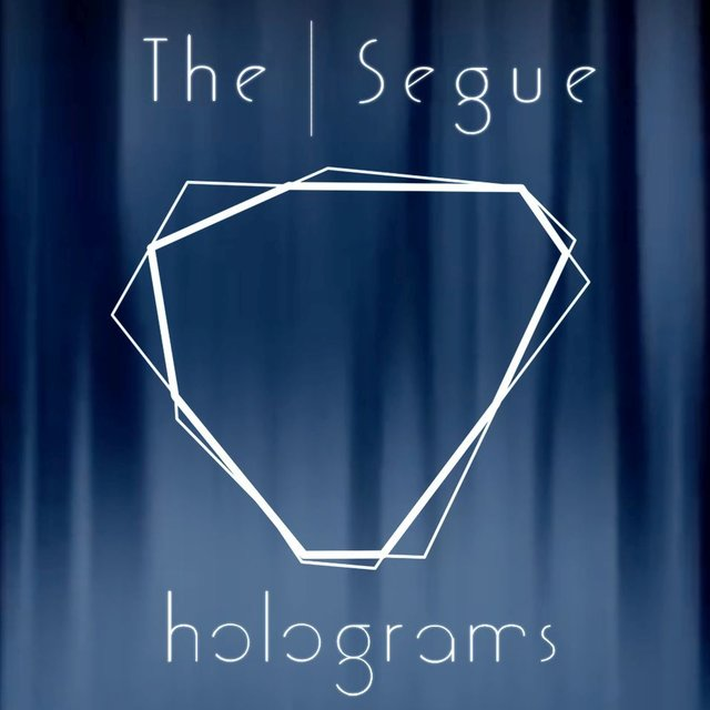Cover art for album Holograms by THE SEGUE