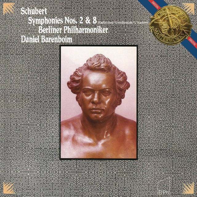 Schubert: Symphony No. 2 in B-Flat Major, D. 125 & Symphony No. 8 in B Minor, D. 759