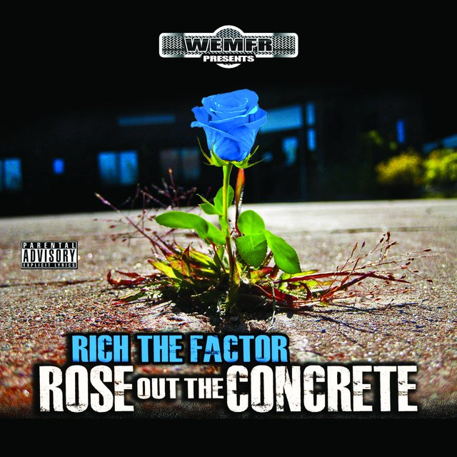 Rose Out the Concrete