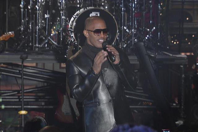 All Said And Done (Jamie Foxx - All Said And Done (Live on Letterman))