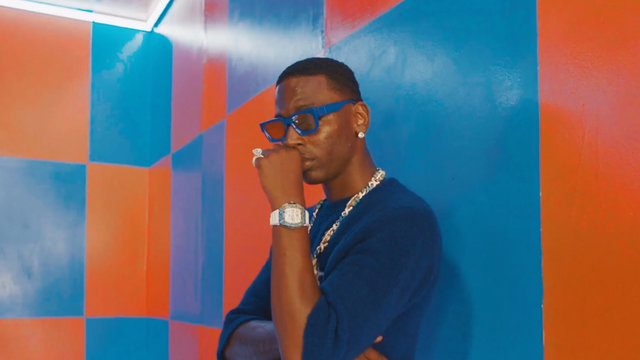 Cover art for album  by Young Dolph