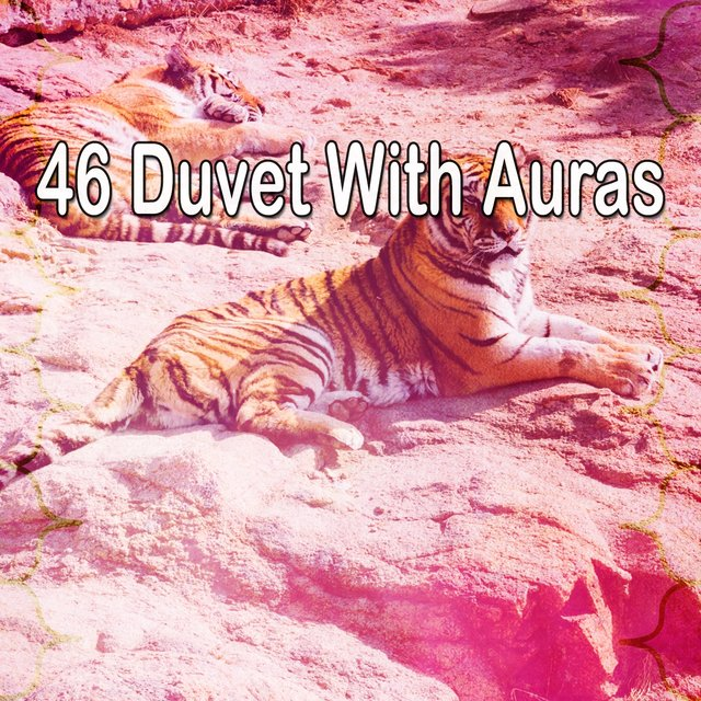 46 Duvet With Auras