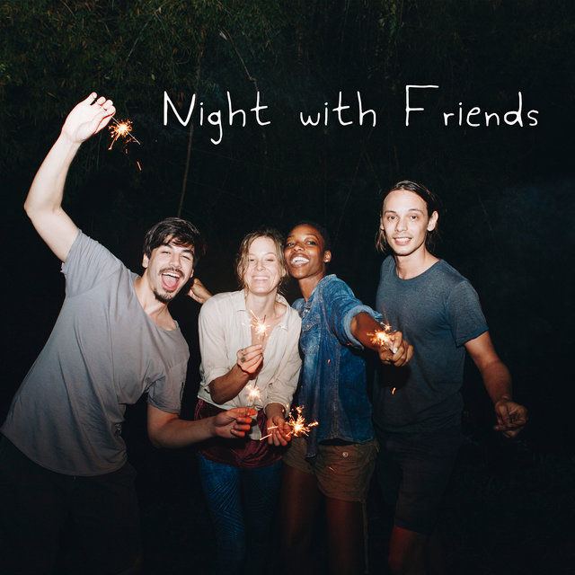 Night with Friends: Jazz Music for Gathering
