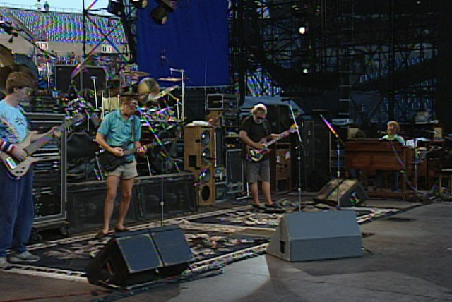 Loose Lucy (Live at Rich Stadium, Orchard Park, NY, 7/16/1990)