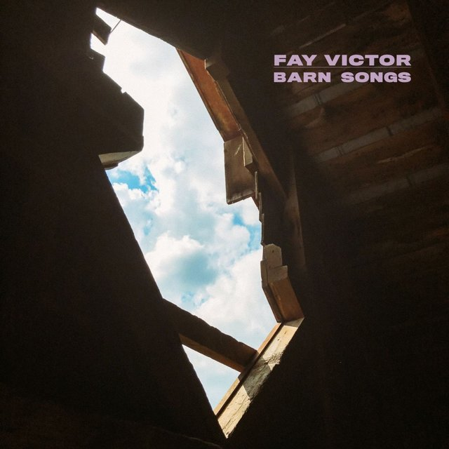 Cover art for album Barn Songs by Fay Victor