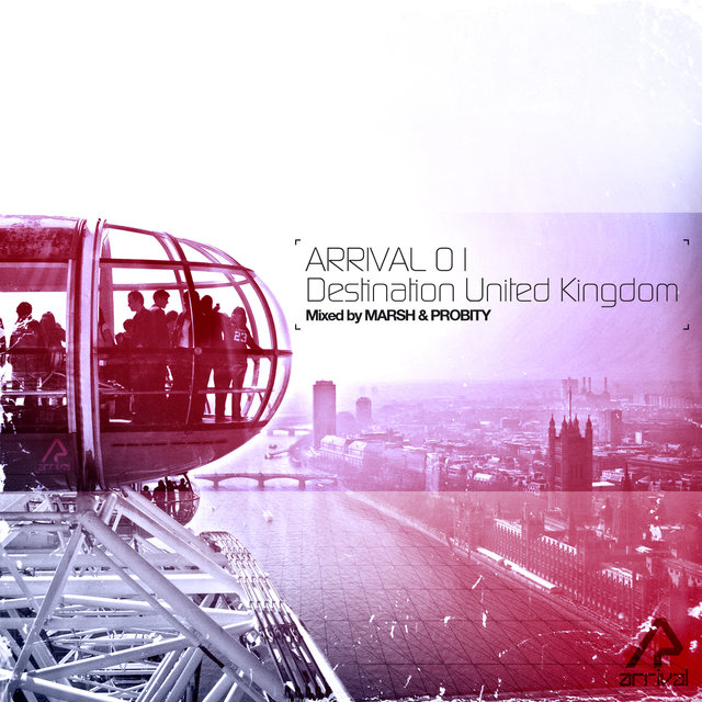 Arrival 01: Destination United Kingdom