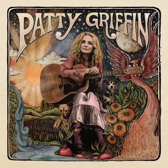 Cover art for album  by Patty Griffin