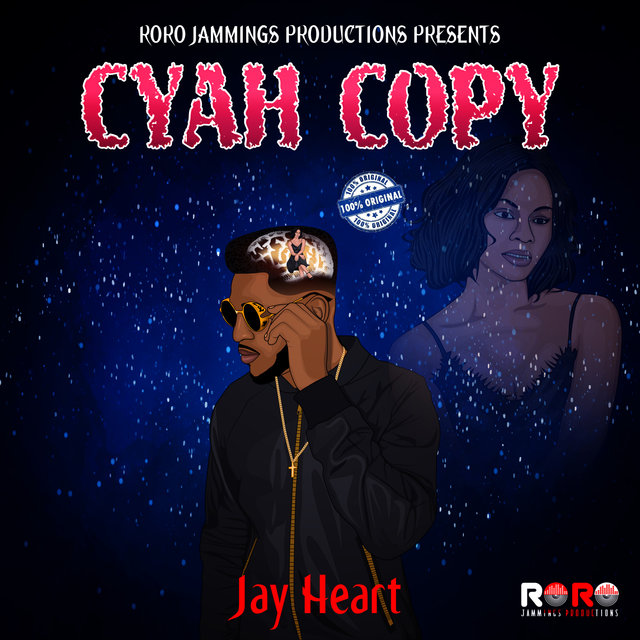 Cover art for album  by Jay Heart