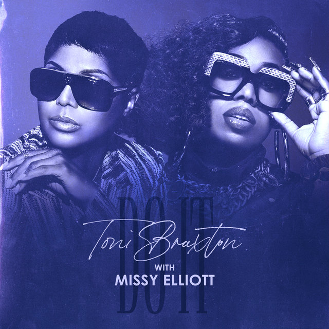 Cover art for album  by Toni Braxton, Missy Elliott