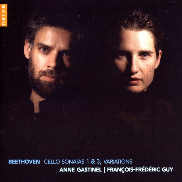 Beethoven: Cello Sonatas Nos. 1 & 3, Variations