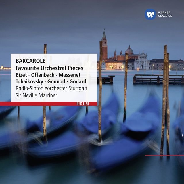 Barcarole - Favourite Orchestral Pieces
